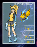 Retype Depths: Application Kaylie by Eversparks