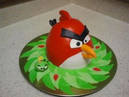 Angry Birds by fallenangelic