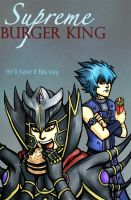 GX: Supreme Burger King by foxysquid
