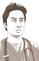 Scrubs -sketch request- by Cosmic-Rocket-Man