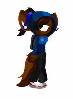 The Real Me In Sonic Version by loue1