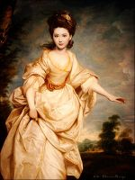 Classical Portrait by ChasseNeige