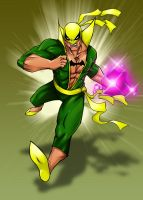 Iron Fist by paneseeker by themagdalenafan