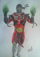 Ermac by DanloS