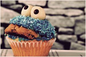 cookie monster III by tahnee-r
