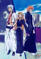 Bleach: Divided soul by deviart4ever