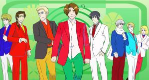 Hetalia: Guess Who's Back by ExclusivelyHetalia