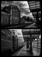 Old Railway Station by Arina1
