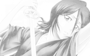 rukia by juststopson
