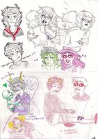 more doodles by Aymeysa