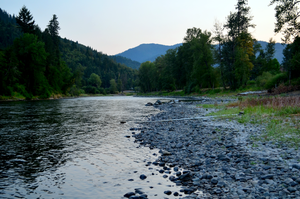 The Rogue River by exxodium