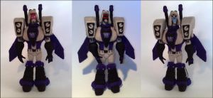 Blitzwing Faces by GlassCamel