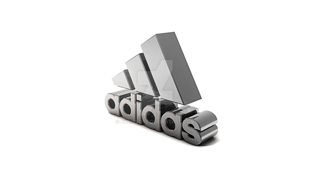 Adidas - Famous Logos In 3D by ChrizLopz