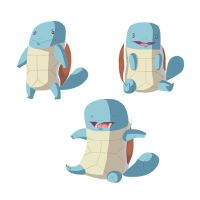 Squirtle by Urieck