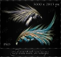 Fractal wings by DiZa-74