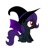 Nightmare Night Nyx by CreativeNyx