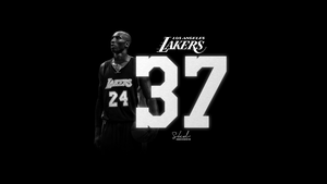 Kobe Bryant: 37 Wallpaper by SkdWorld