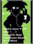 iD Kazuo con iPOD by GalletoconK