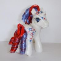 MLP McD 'Lil Patriot' American by colorscapesart