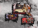 William Buford Wallpaper by KevinsGraphics