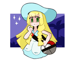 LILLIE ??? by BillSpooks