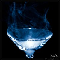Smoking Glass by TheRenART