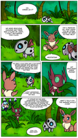 Team Empyrean and Silverspoon - ???? M7 page 1 by sapphireluna