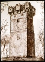 Piast tower by RoiYik