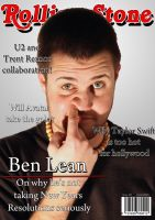 Rolling Stone Cover 1 by leaner47