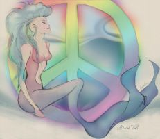 Peace by BasakTinli