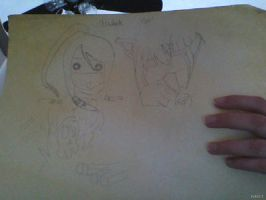 An old Soul Eater drawing 2 by Deaththekid1388