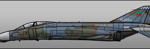 Leasath F-4D by Jetfreak-7
