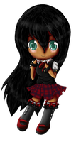 BA Chibi Request: Ruthe by captured-firefly
