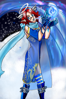 Ice Queen Noraboo by allychan