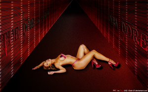BABEWORLD#133: LAURA DORE: A Floor With A Dore by CSuk-1T