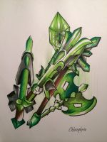 Chlorophyte by Harry7liu