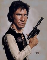 Nobody Calls Han Solo a Bitch!!! by uncannyman