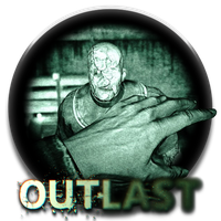 Outlast Icon by DudekPRO