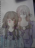REQUEST 1: Noir and Ater by bakuganfreak37