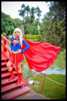 Supergirl - DC Comics by HoneyCosplay