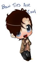 The 11th Docter chibi by mickieDhammrich