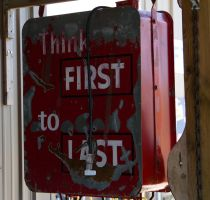 Think First to Last by boron