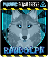 Warning Badge by BlackthornPubl