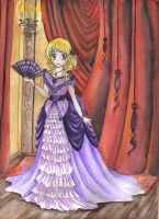 Victorian Lady by Kythana