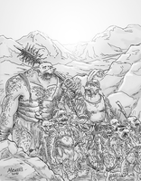 Goblin Band by Shabazik