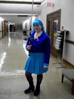 Umi Cosplay by eclipsedsoul