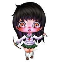 Kagome by IdoodleChibis