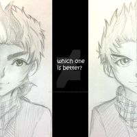 which one is better? by unityworldtian