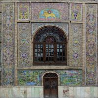 Persian Architecture 10 - Window and Door by fuguestock