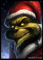 The Grinch Redesigned by RogierB